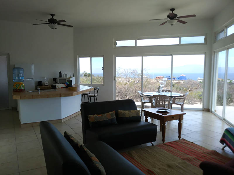 My house for rent La Ventana at Sargento