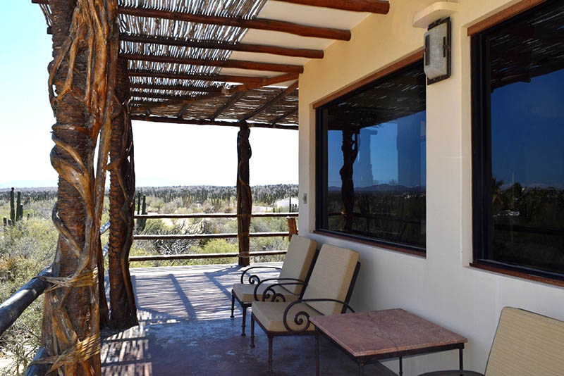 Corsair House for rent La Ventana at Sargento