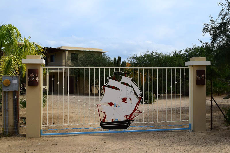 Small House Corsair for rent La Ventana at Sargento