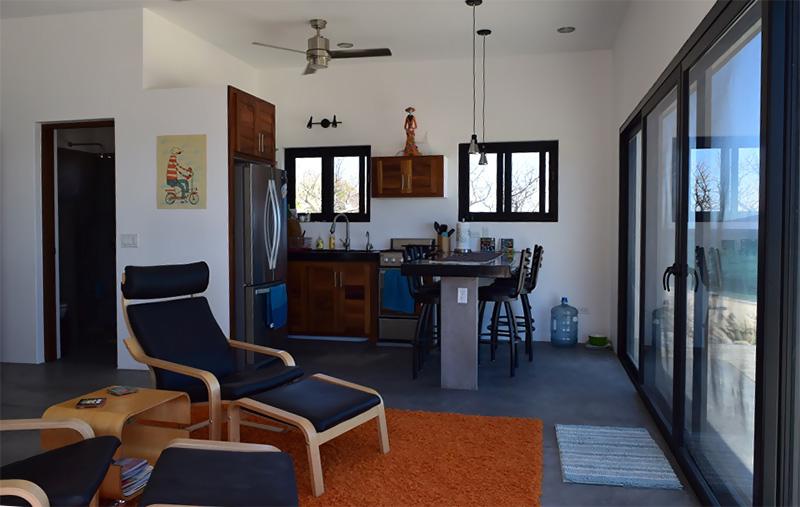 Casa del Viento for rent La Ventana at Sargento