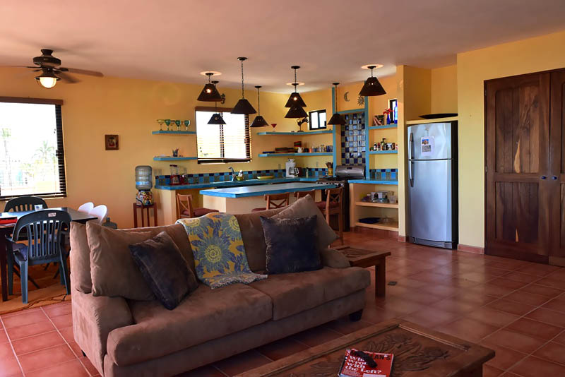 Olga House for rent La Ventana at Sargento