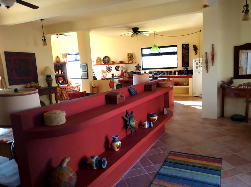 Sunrise House for rent La Ventana at Sargento